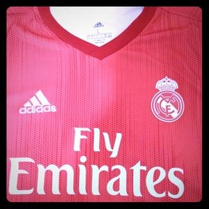 Real Madrid Adidas alternative jersey